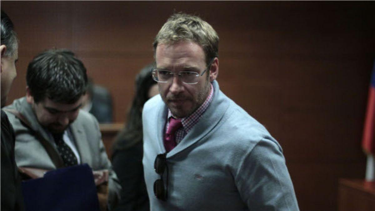 Martín Cárcamo no podrá conducir en dos años tras acuerdo