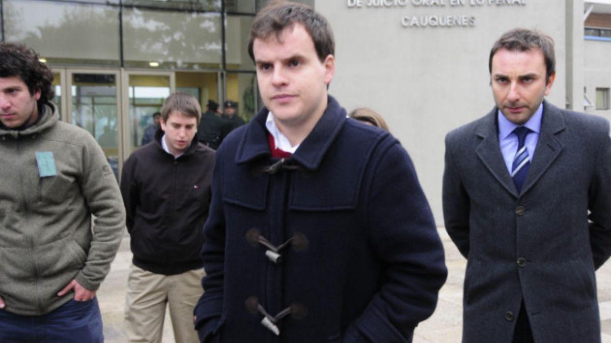 Este viernes se conocerá el veredicto contra Martín Larraín