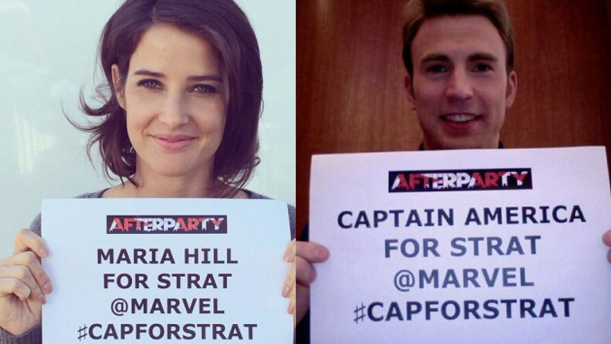 """""""Estrellas"""" de Marvel se unen para apoyar a hombre con cáncer terminal"""
