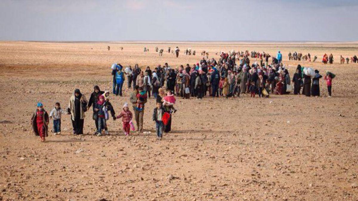 La historia del niño que cruzó la frontera de Siria solo no era real