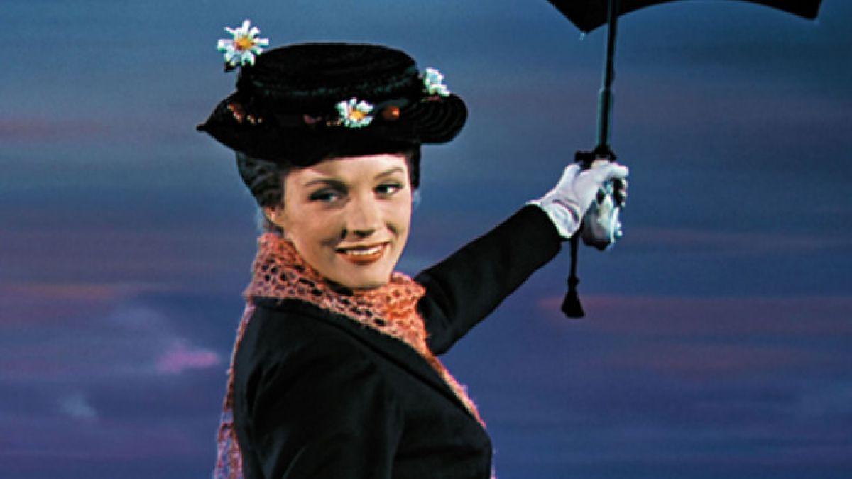 "10 cosas que probablemente no sabías sobre ""Mary Poppins"""
