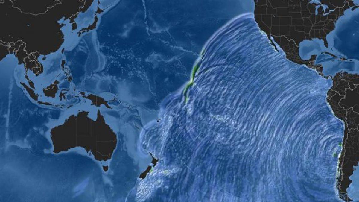 El impacto y alcance del terremoto del 27/F en todo el mundo