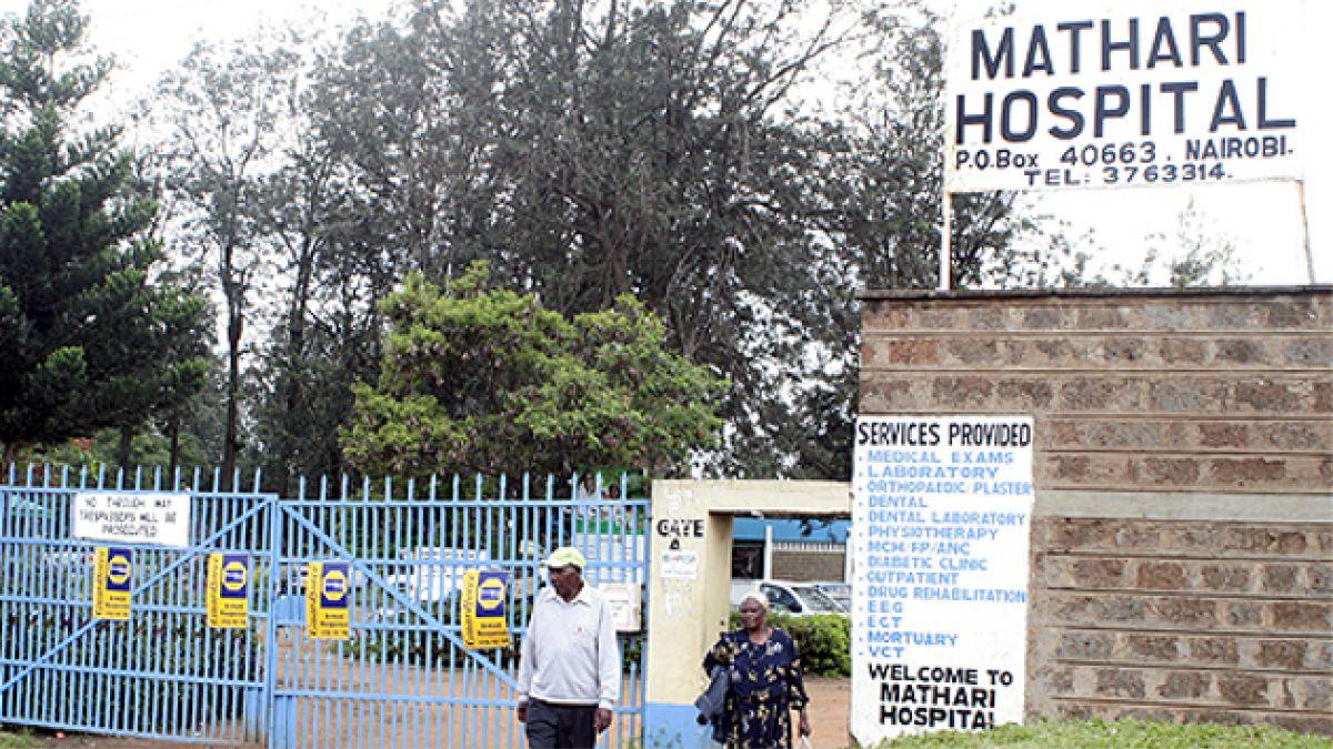 40 internos se fugan desde hospital psiquiátrico en Kenia