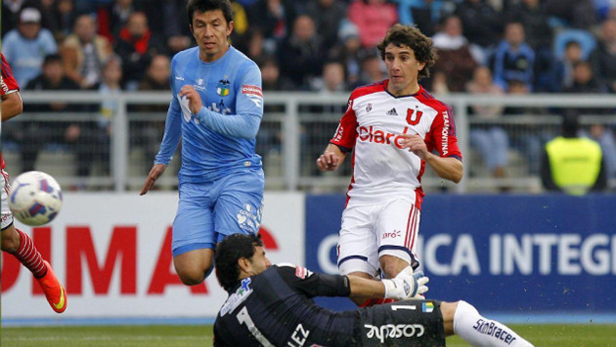 Refuerzo de Universidad de Chile es llamado a la Selección uruguaya