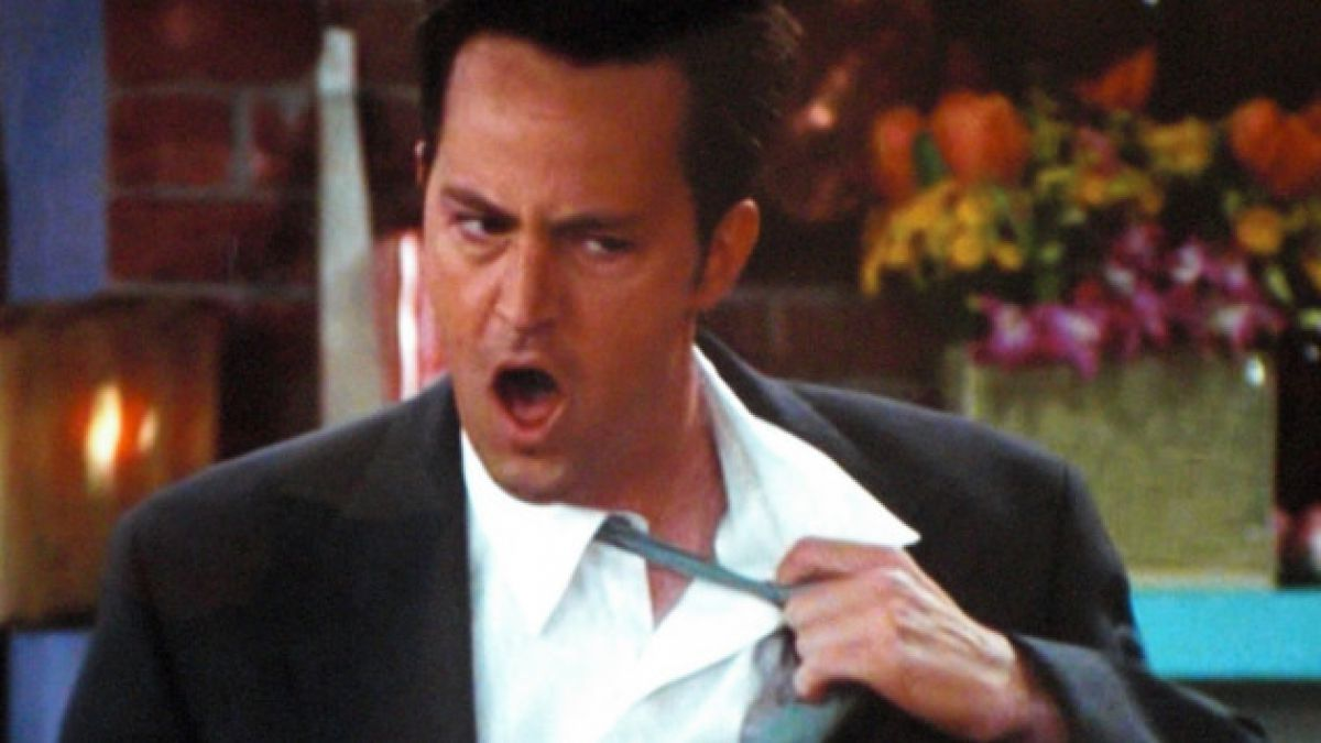 "Matthew Perry dice no recordar tres temporadas de ""Friends"""