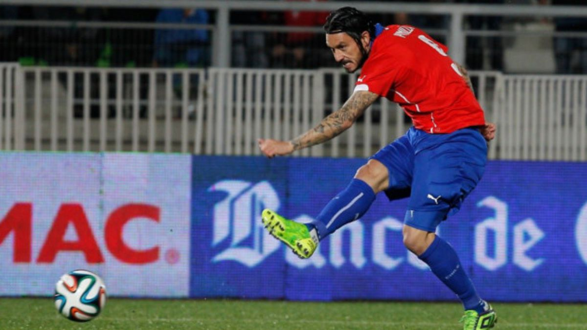 Universidad de Chile descarta regreso de Mauricio Pinilla
