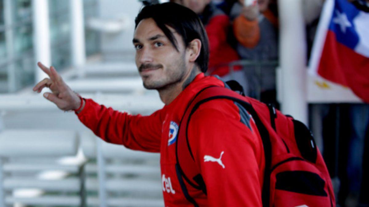 Así oficializó Genoa CFC el fichaje de Mauricio Pinilla