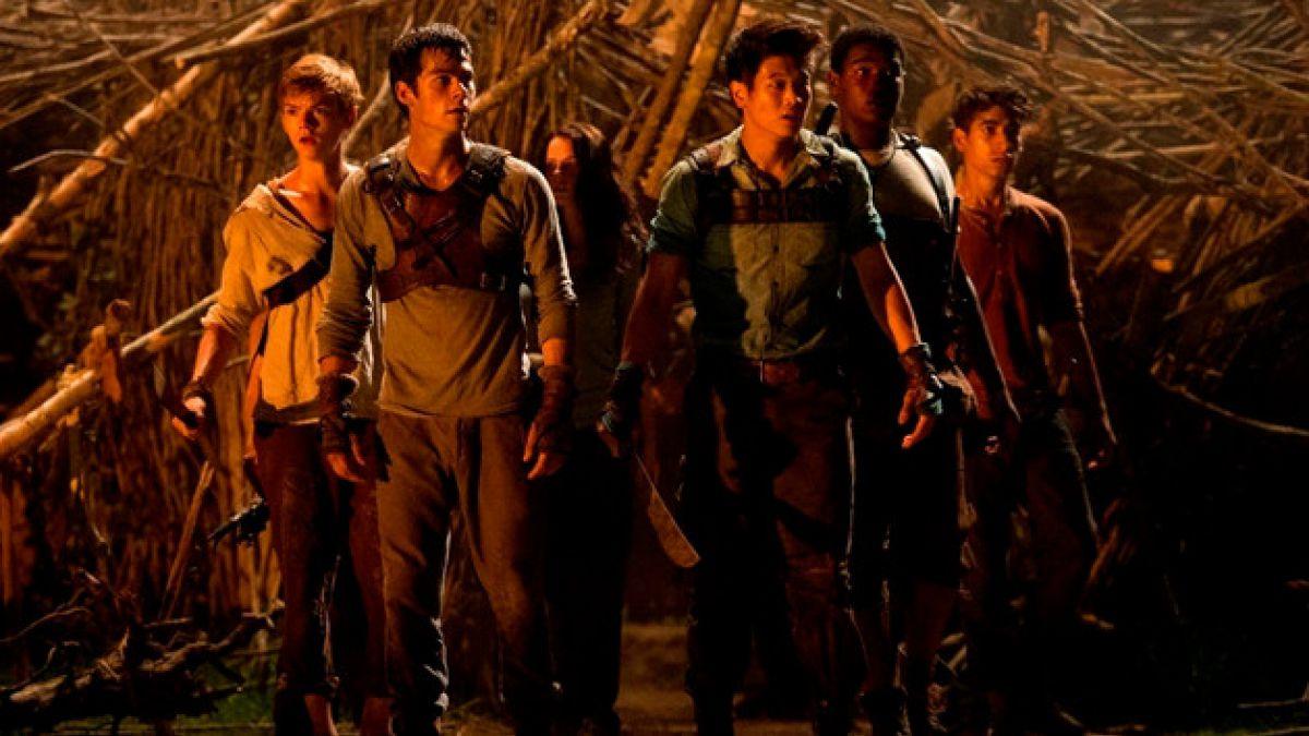 """Todo lo que debes saber de """"Maze Runner: Correr o Morir"""", la nueva saga literaria que llega al cine"""