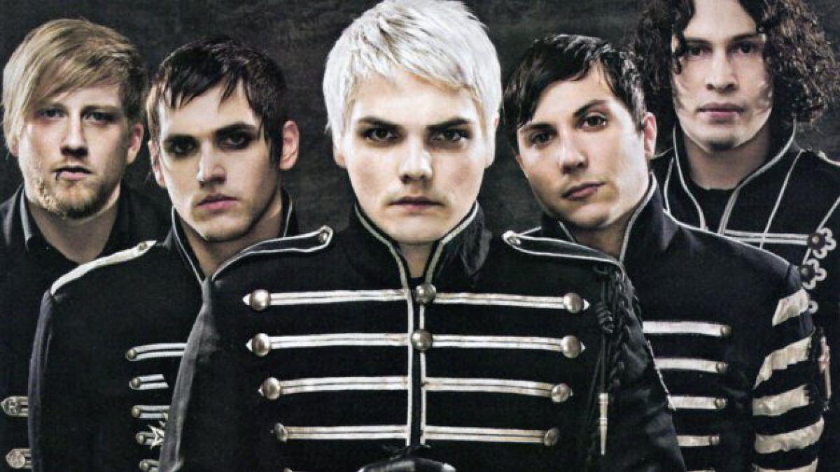 My Chemical Romance anunció el fin del grupo