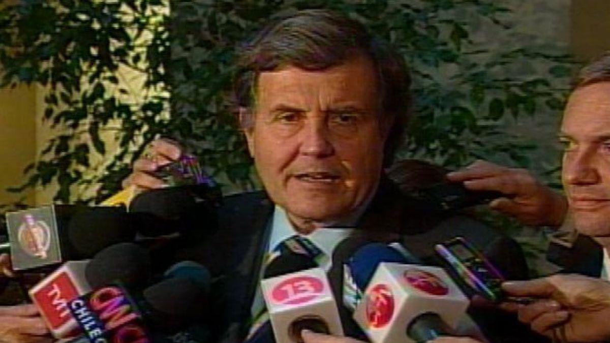 UDI confirma que Pablo Longueira  irá a elecciones primarias