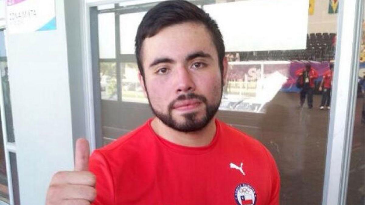 Alejandro Mellado consigue la primera medalla para Chile en los Odesur 2014