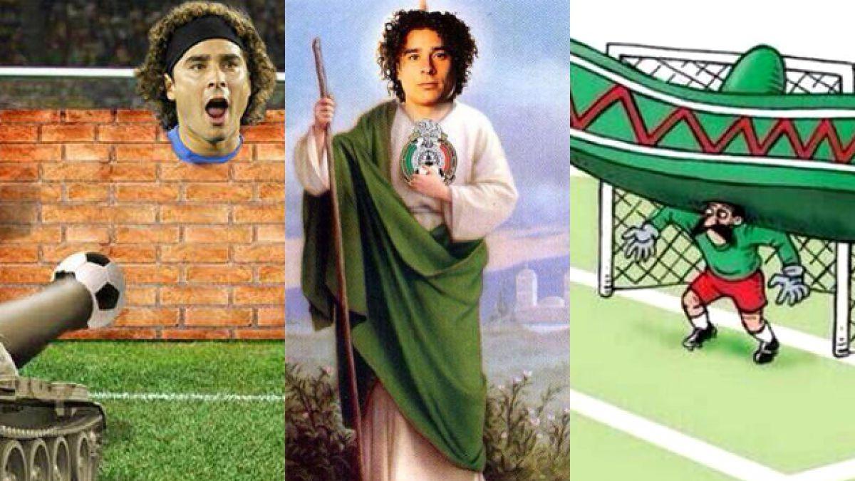 Los mejores memes del empate de Brasil con México