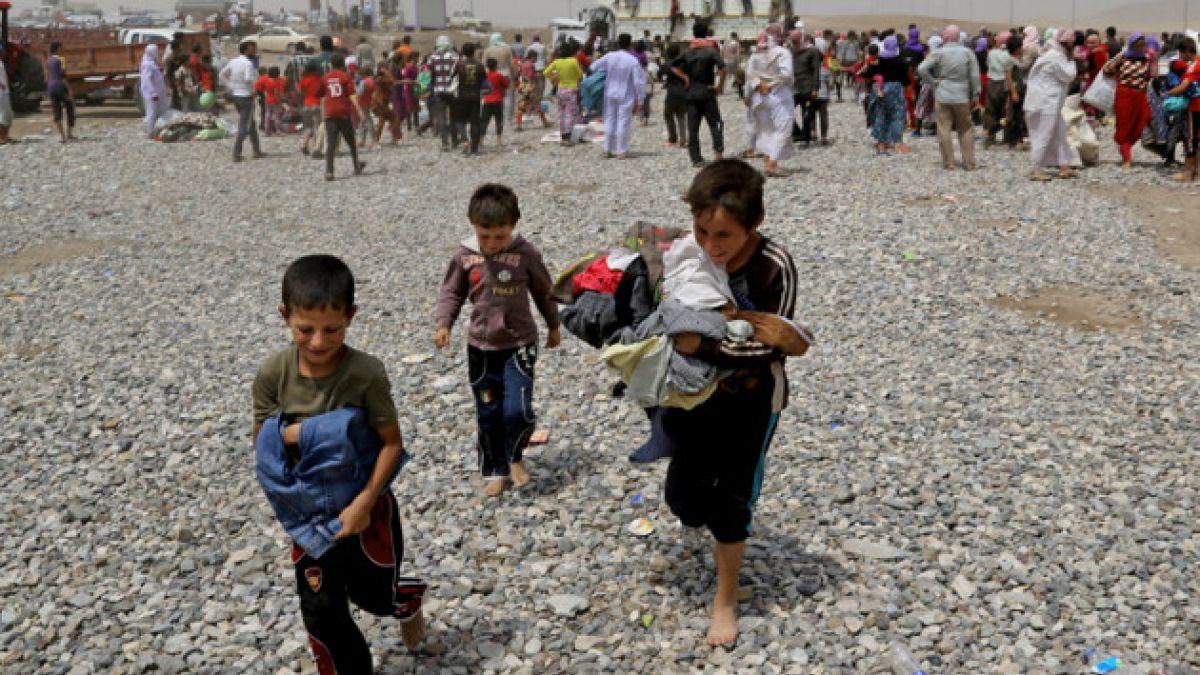 ONU acusa al Estado Islámico de usar niños como atacantes suicidas y combatientes