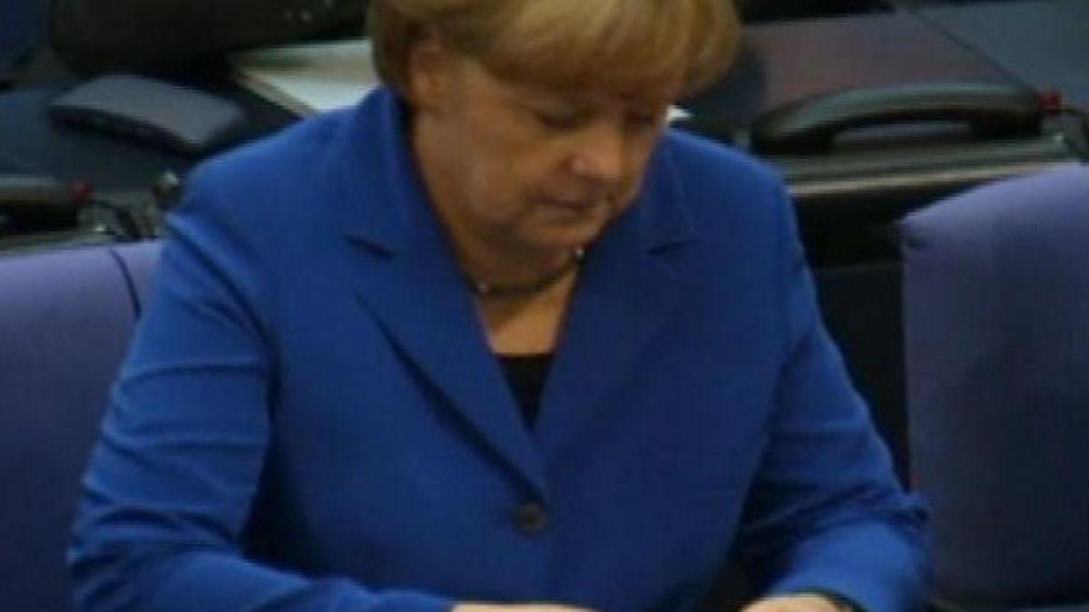 Unión Europea llama a EE.UU. a restablecer la confianza