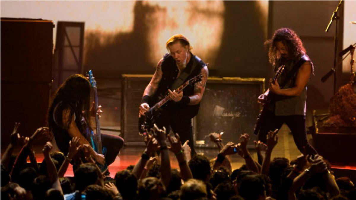 Metallica estrena una nueva canción