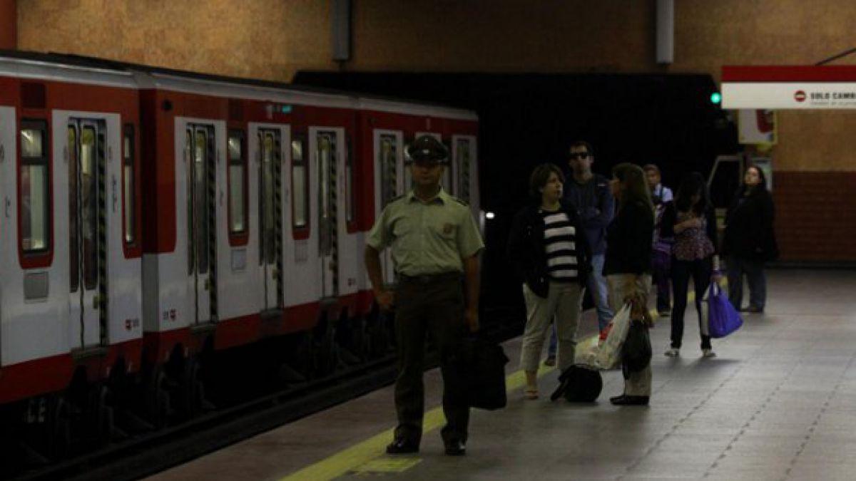 Así funcionará el Metro de Santiago por Año Nuevo