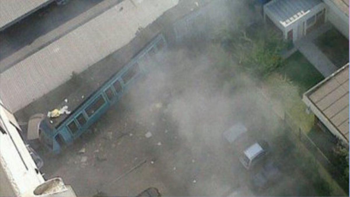 Corte ordena suspender trabajos en taller de Metro en Lo Ovalle