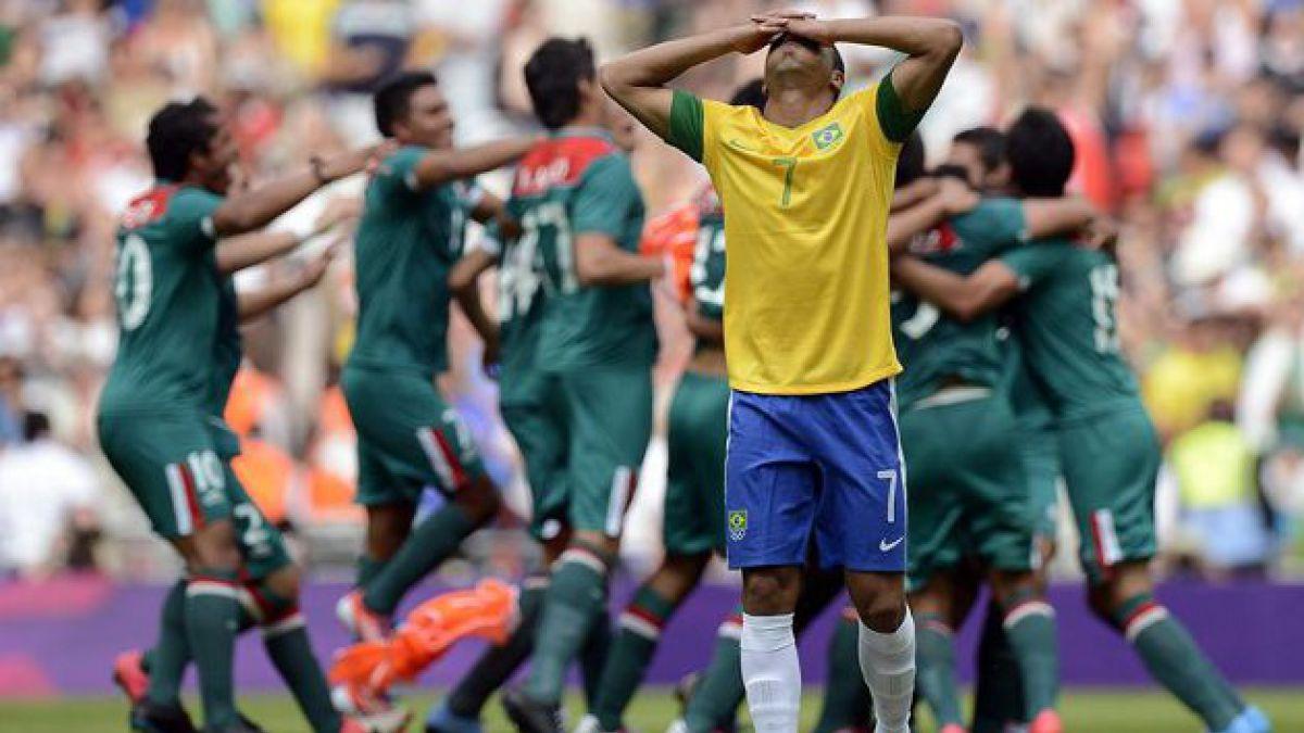 [JJ.OO.] México le arrebató el oro a Brasil