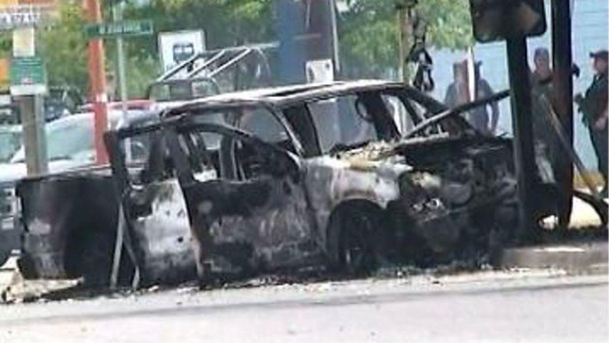 Suben a dos los muertos por explosión en fábrica de Ciudad Juárez