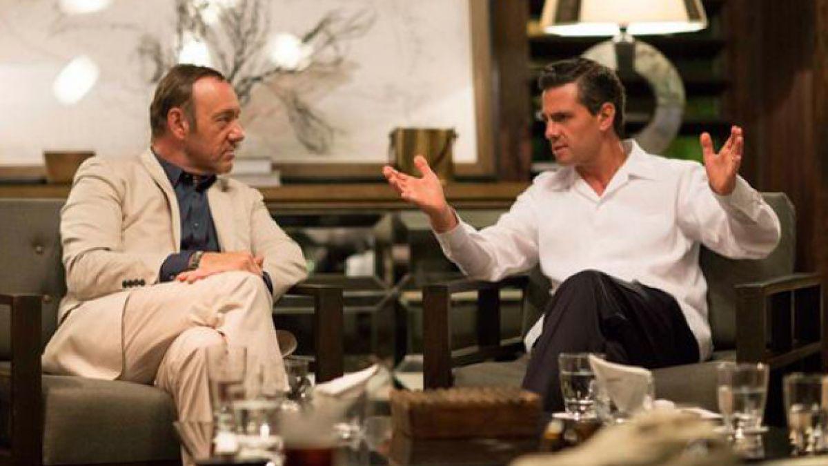 "Protagonista de ""House of Cards"" habría recibido US$500 mil por elogiar a México"