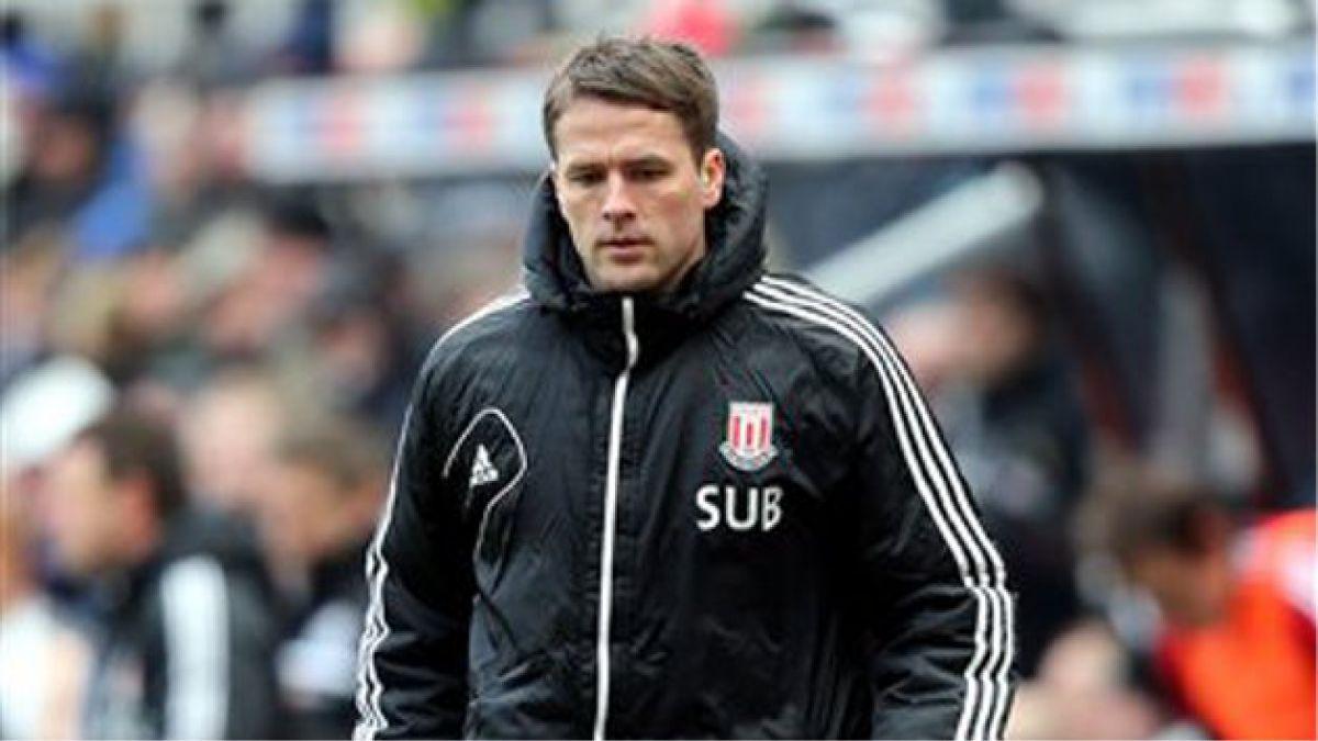 Michael Owen anunció su retiro del fútbol