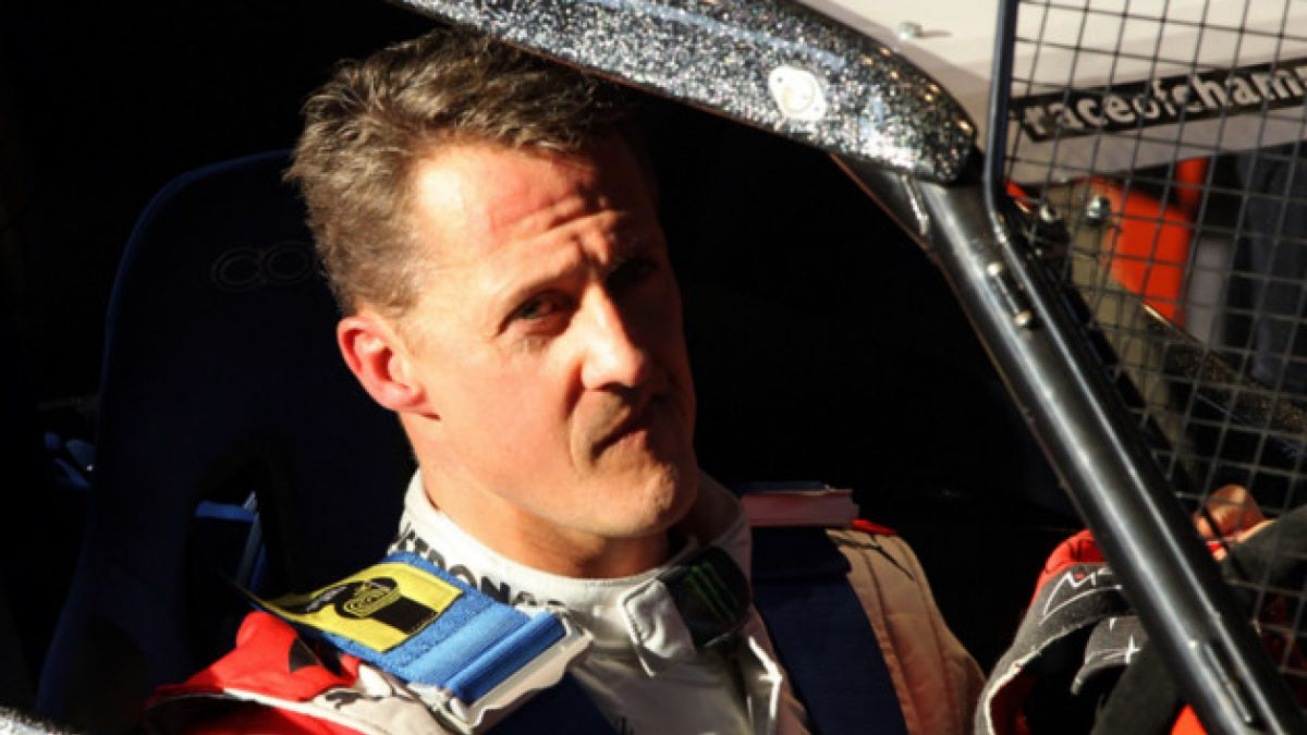 Michael Schumacher comienza a despertar del coma