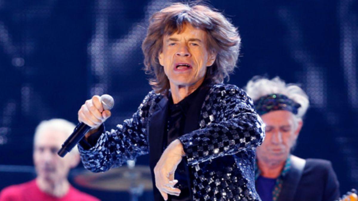 Mick Jagger se convierte en bisabuelo