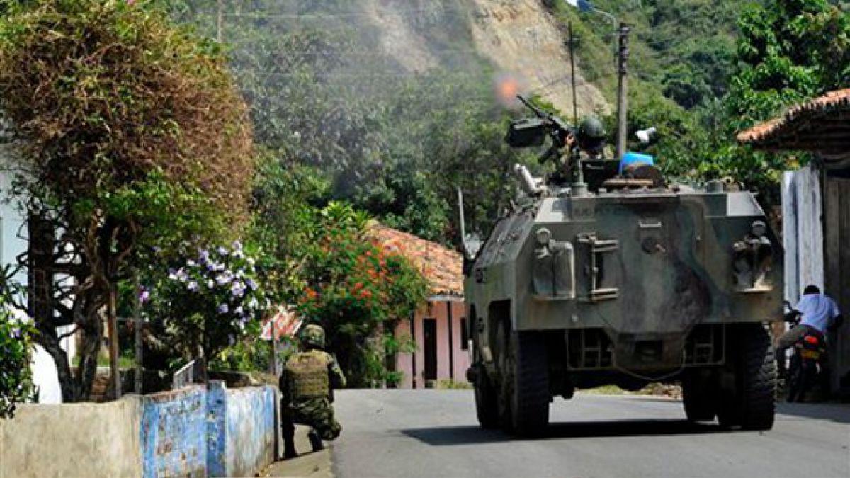 FARC mantiene compromiso de liberaciones a pesar de operativo del Ejército
