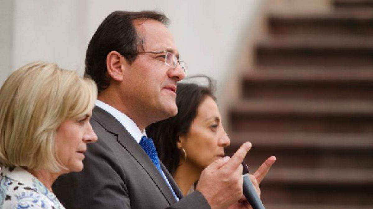 Gobierno respalda a ministro Beyer tras acusación constitucional
