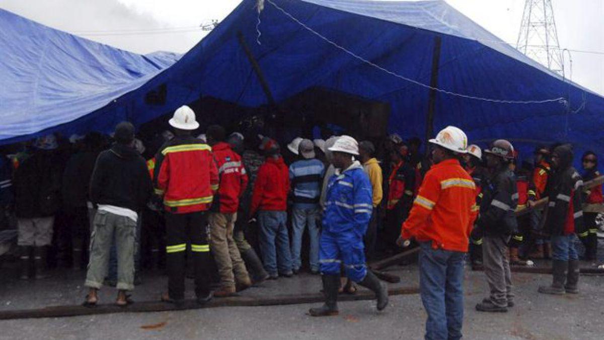 Indonesia: Derrumbe en mina dejó al menos cinco muertos