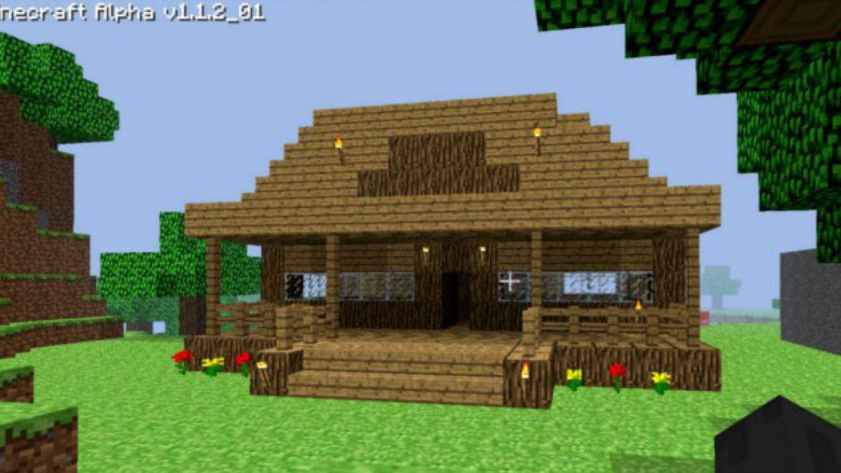 Popular videojuego Minecraft llegará a la pantalla grande