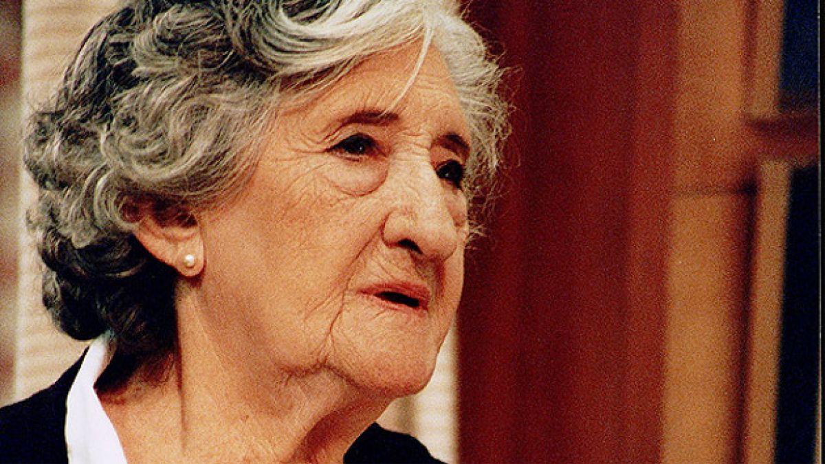 Falleció la actriz Mireya Véliz