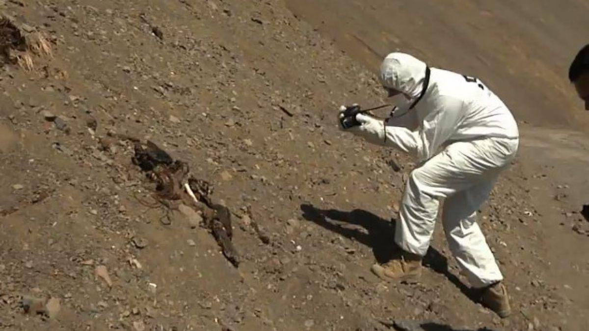 Niños hallan momia de 7.000 años de antigüedad en Arica