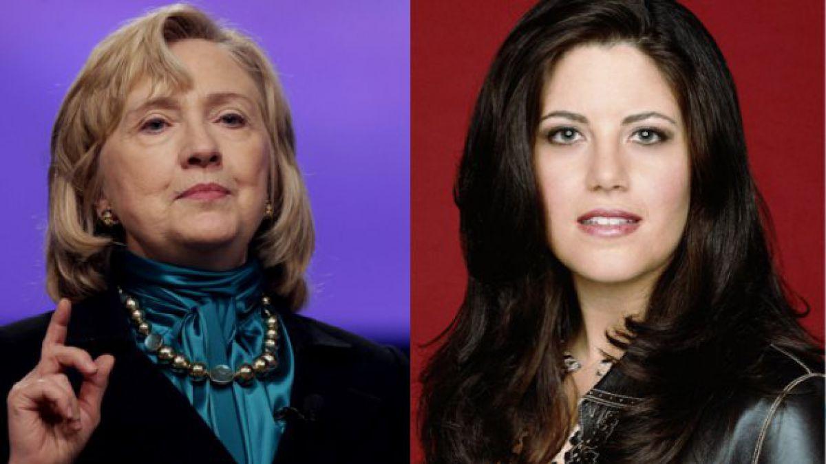 """Hillary Clinton trató a Mónica Lewinsky de ser una """"lunática narcisista"""""""