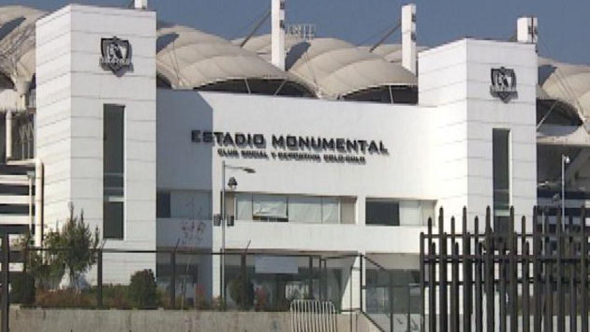 Corporación CSD Colo Colo le quita control del Monumental a Blanco y Negro