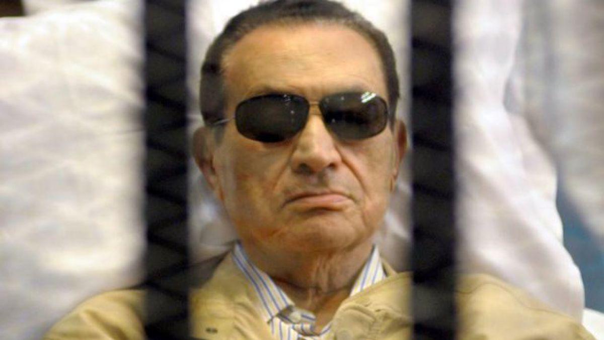Repetirán juicio contra Hosni Mubarak
