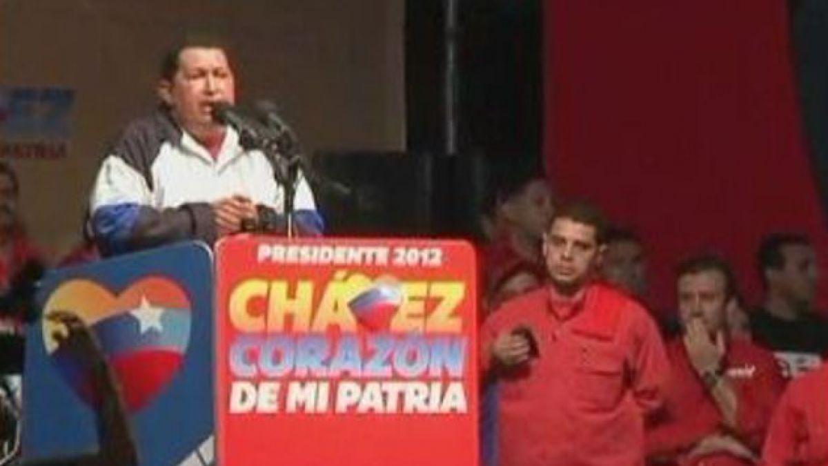 Confirman que Hugo Chávez no asistirá a cumbre del Mercosur