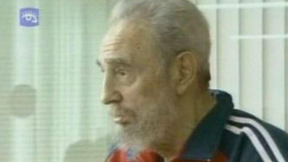 Fidel Castro será diputado en 2013