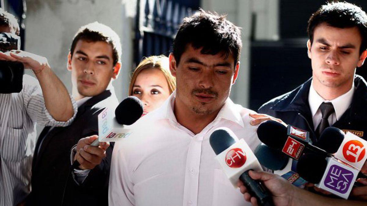 Joven que asesinó a suegro en Maipú queda en prisión preventiva