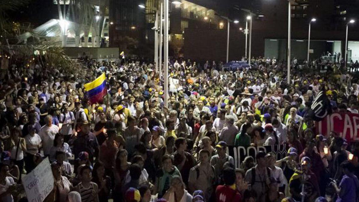 Aumenta número de fallecidos en Venezuela durante protestas