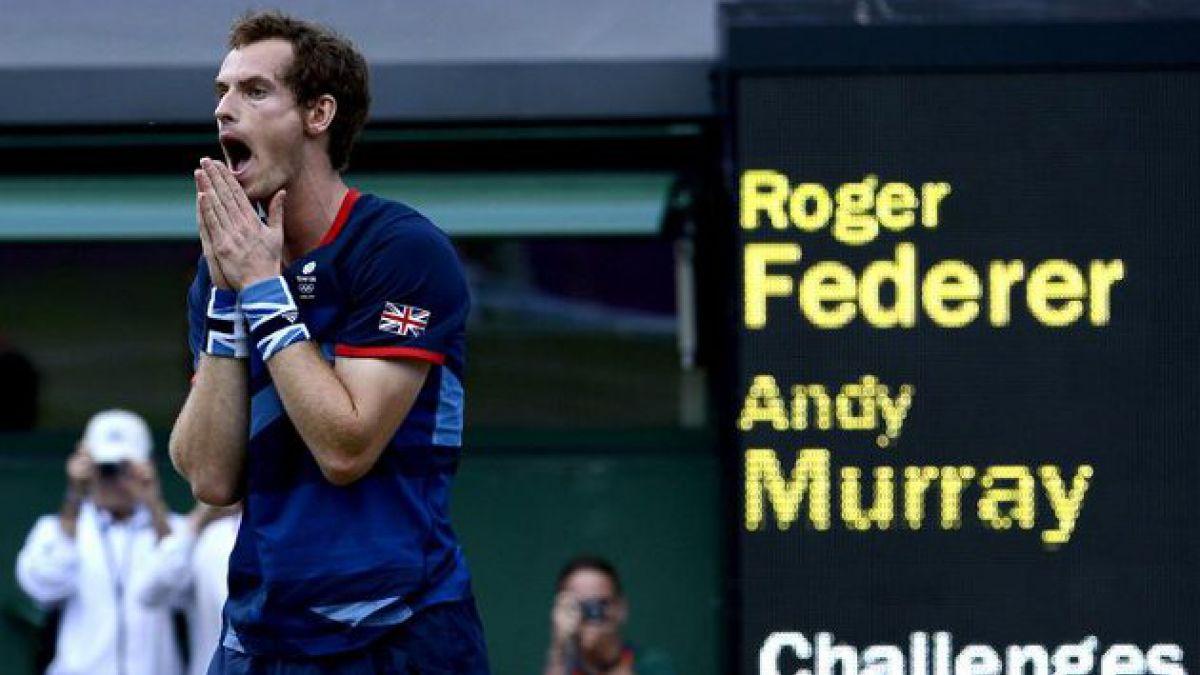 [JJ.OO.] Murray ganó el oro del tenis