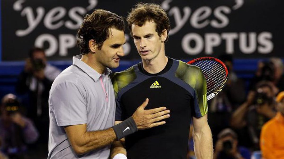 Murray venció a Federer y avanzó a la final del Abierto de Australia