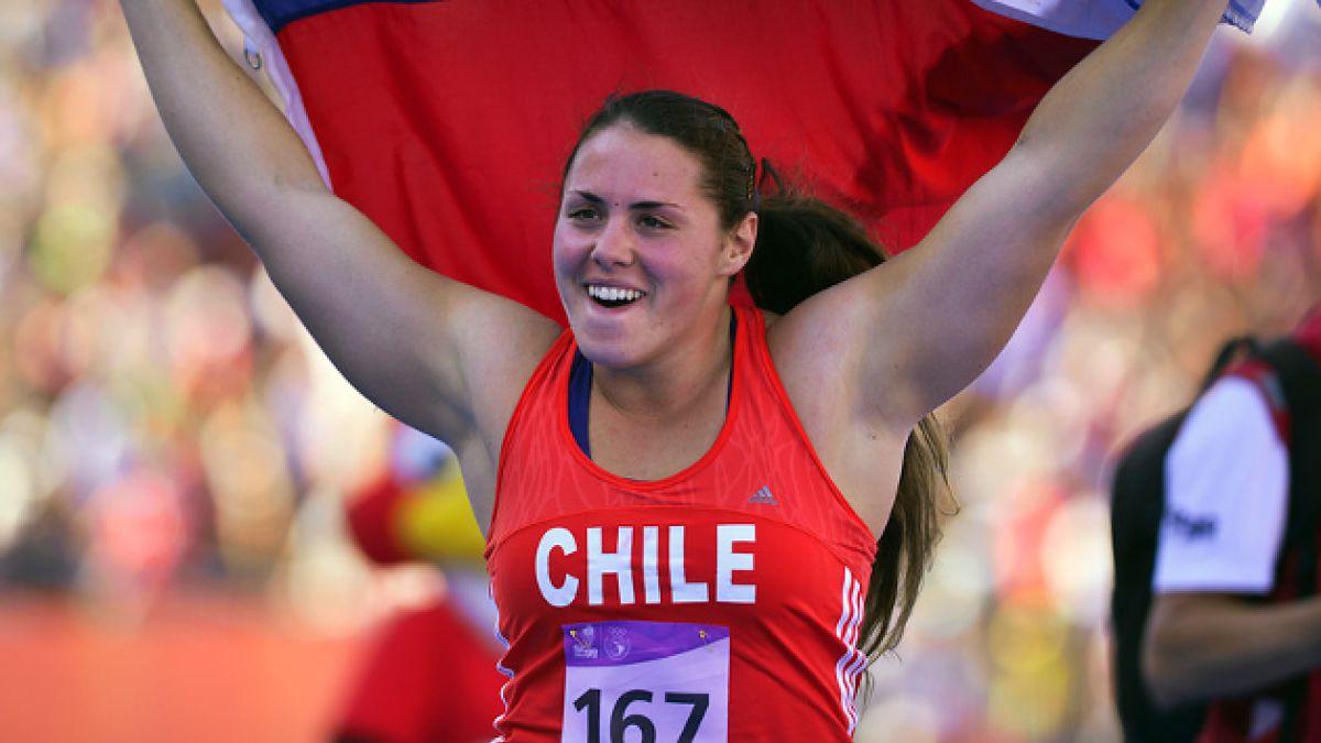 Natalia Ducó avanza a la final del lanzamiento de bala en Mundial de Beijing