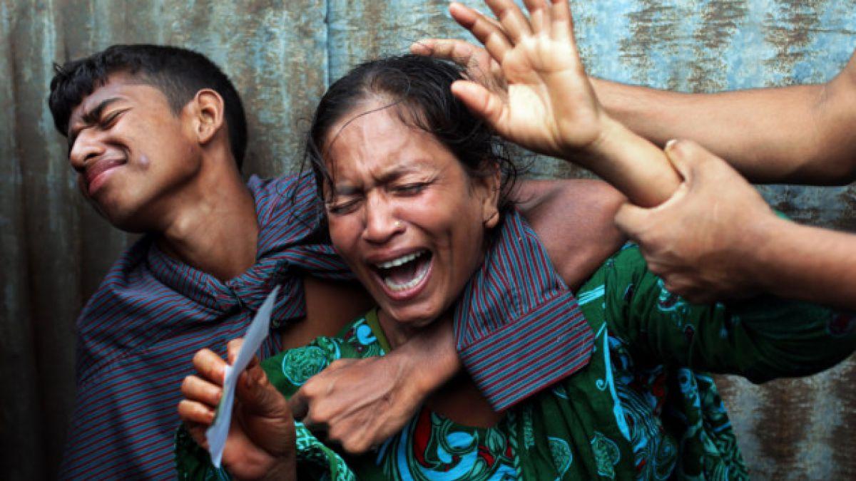 Naufragio en Bangladesh deja dos muertos y 200 desaparecidos