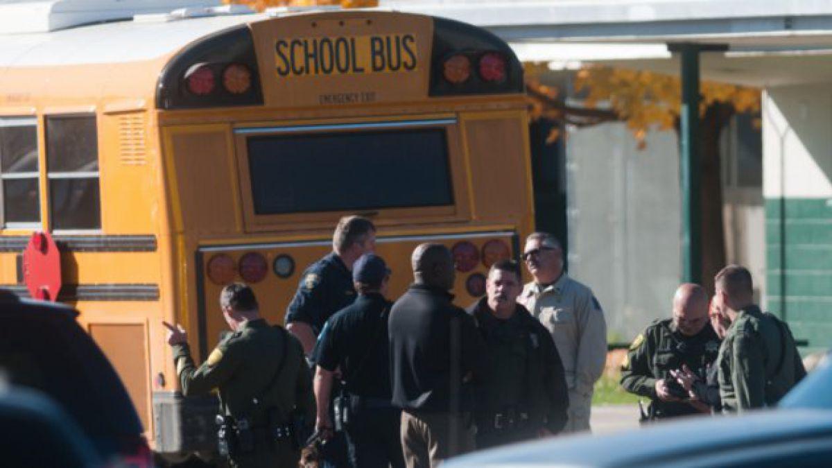 Tiroteo en Nevada: Afirman que autor de disparos tenía 12 años