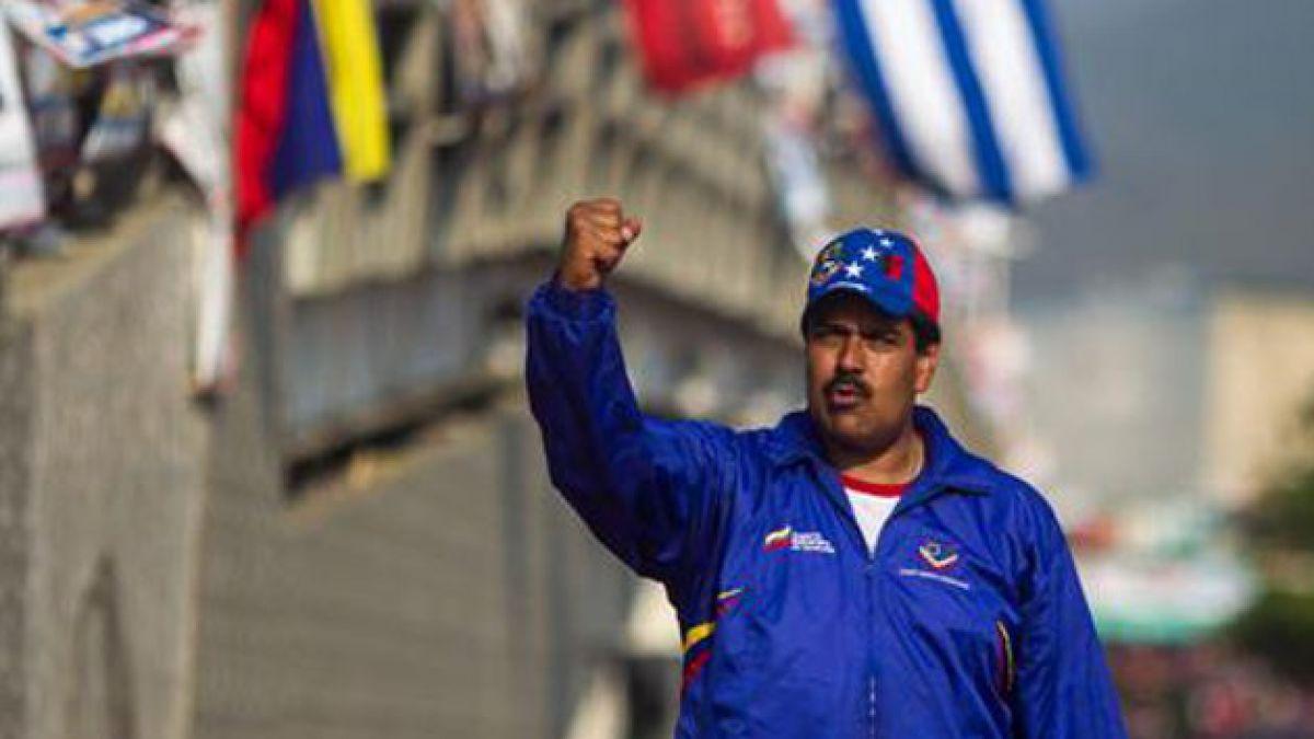 Nicolás Maduro juró como nuevo presidente de Venezuela