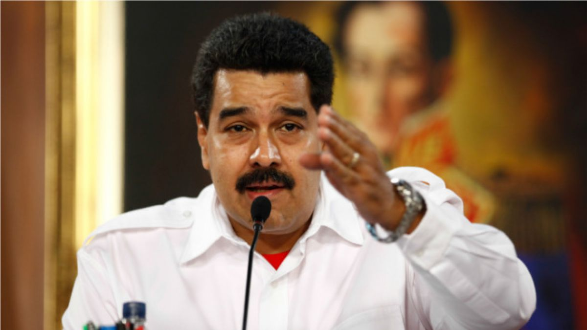 Maduro prevé acciones legales contra la Asamblea Nacional