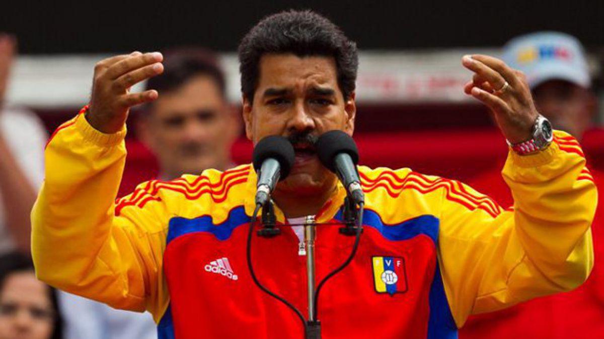 Maduro rechaza eventual ataque militar de EE.UU. contra Siria