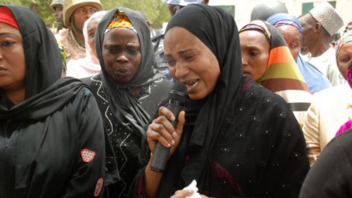 Boko Haram liberará a niñas nigerianas a cambio de prisioneros