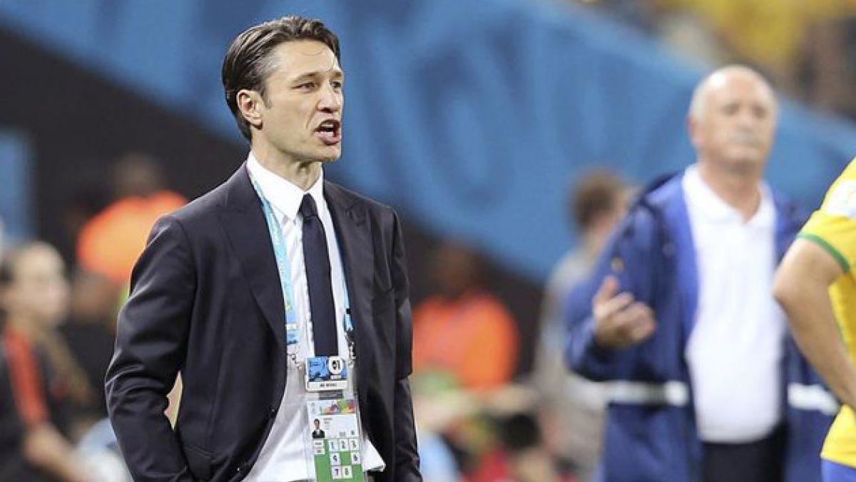 Técnico de Croacia sobre arbitraje: Si esta es la forma de comenzar un Mundial será mejor que nos v